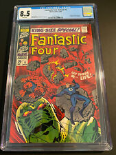 Fantastic Four Annual #6 11/68 CGC 8.5 White Pages Hot 1st F. Richards/Annihilus