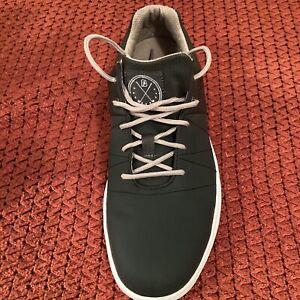 Men's 9.5M Navy Footjoy Contour Casual Golf Shoes