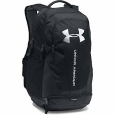 Under Armour Hustle 3.0 Backpack School Bag Mens Backpack NEW 1294720 Authentic
