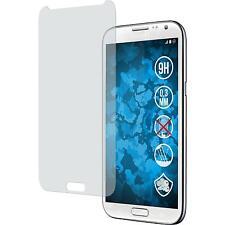 2 x Samsung Galaxy Note 2 Film de Protection Verre Trempé Mat
