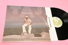 TAJ MAHAL LP EVOLUTION ORIG USA 1978 MINT UNPLAYED MAI SUONATO ! SHRINK COVER