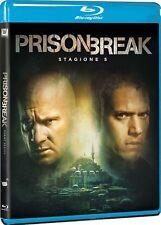 PRISON BREAK - STAGIONE 05  3 BLU-RAY  COFANETTO