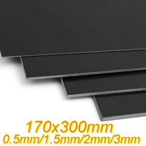 170x300mm Glassfibre Sheet Fibreglass Plate Epoxy Glass G10 FR4 0.5/1.5/2/3m