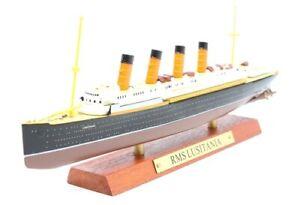 RMS LUSITANIA 1/1250 ATLAS 7572005 Transatlantic Ocean Liners Collection