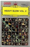 Various ‎– Heavey Slow Vol 2..Import Cassette Tape