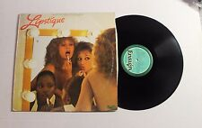 LIPSDGTIQUE At The Discotheque LP Ensign Rec. ENGY-2 UK 1978 VG RARE DISCO 00C