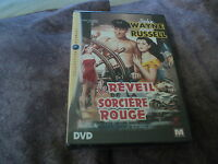 """DVD NEUF """"LE REVEIL DE LA SORCIERE ROUGE"""" John WAYNE, Gail RUSSELL"""