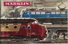 CATALOGUE MARKLIN 1965/1966