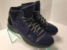 Adidas D Rose 3 Nightmare Before Christmas 12-24-12 Purple Shoes G59812 Men's 7