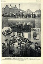 The duchoborzen in Canada a fanatical sect that lifted off the Messiah to... 1902