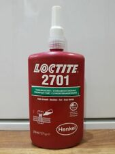 UK LOCTITE 2701 250ml High strength,low viscosity,methacrylate-based threadlock