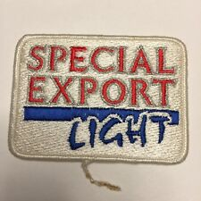 Special Export Light Patch