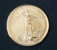 2000  GOLD 1/10 OZ. AMERICAN EAGLE COIN