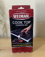 WEIMAN COOK TOP CLEANING KIT