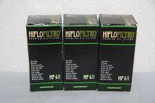 HIFLO FILTRO - 2 Filtres a Huile Moto AE&T BMW G450 X  HUSQWARNA SHERCO
