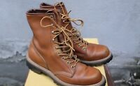 Vintage 1970s Red Wing Irish Setter Hunting Fishing Boots Model #890 Size 7A
