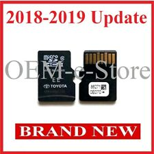 2014-2015 Toyota Venza Tacoma GPS Navigation Micro SD card Map 2018-2019 Update