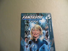 Ultimate Fantastic Four #1 Marvel 2004 Free Domestic Shipping