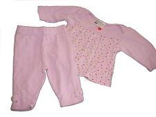 Ergee süße Kombi Gr. 62 rosa mit Herzchen Langarmshirt + Hose !!