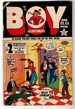 Boy Comics #64 Lev Gleason Publisher Very Good