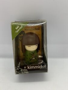 Kimmidoll Collection Figure, Talented, With Card, Boxed