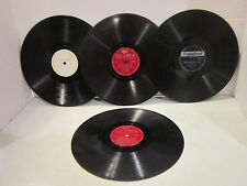 "Lot of 4-10"" vint records-ITALY-Rocco DeRusso-Enzo DiMola-Glenn Miller-Kay Kyser"