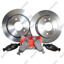 JAGUAR XK8 REAR  BRAKE  DISCS AND PADS SET JLM20342 AND JLM21220