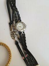 Fashion Jewellery Watch Leather Strap Need New Battery Thou