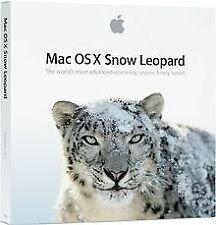 Apple Mac OS X 10.6.3 Snow Leopard Upgrade von Apple | Software | Zustand gut