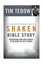 Shaken Bible Study: Discovering Your True Identity in the Midst... Free Shipping