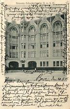 AK Berlin Kreuzberg 1905 Askanischer Platz 3 - Siemens-Schuckertwerke Verwaltung