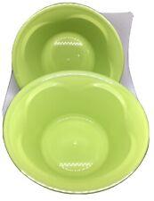 Mainstays Scuba Lime Bowls, 4 Ct. 2 Pk