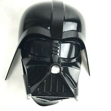 Star Wars Darth Vader Head Helmet 3D FX LED Night Light Mask Wall Deco EUC