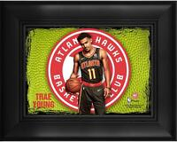 "Trae Young Atlanta Hawks Framed 5"" x 7"" Player Collage - Fanatics"