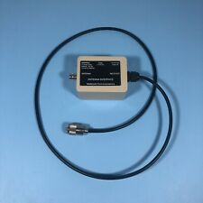 Active magnetic loop antenna Wellbrook Communications POWER SUPPLY