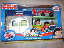 Fisher Price Little People Walmart Super Center Super Store Set New In Box