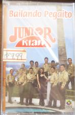 Junior Klan - Bailando Pegaito - Cassette - NEW! Sealed! Musart