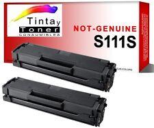 2x Toner Compatible con Samsung MLT-D111S NUEVO NO RECICLADO MLTD11 ML 2020