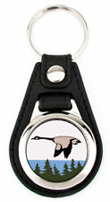 Canada Goose Wills Sainte Clair Art  Key Fob -