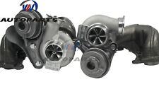 VIV V3 TD04-19T 6+6 Billet Twin Turbochargers for BMW 335i/is/ix 3.0L with N54