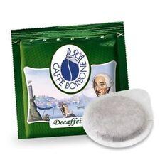 100 Cialde Miscela Dek - Filtro in Carta da 44mm - Caffè Borbone
