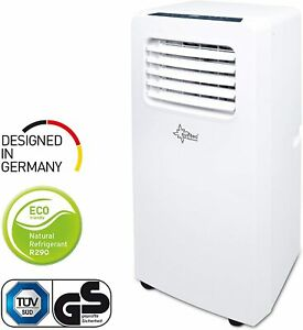 SUNTEC mobiles Klimagerät Klimaanlage mobil Klima Luftentfeuchter Impuls 2.0 NEU