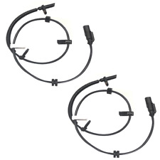 2X Rear ABS Wheel Speed Sensor Left or Right for Buick Enclave Traverse 10391044