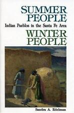 Summer People, Winter People, a Guide to Pueblos in the Santa Fe, New Mexico Are