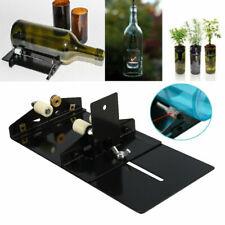 Glass Wine Bottle Cutter Cutting Machine Jar Kit Craft Diy Recycle Tool