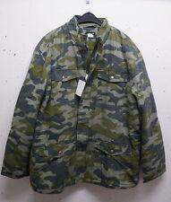 Armee Herrenjacken & -mäntel im Militärstil aus Baumwolle