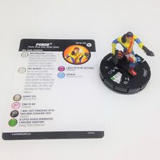 Heroclix 2018 Convention Exclusive Forge #MP18-103 figure w/card!