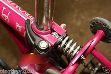 J&L Titanium Rear Coil Spring/Suspension Shock/Shox&Damper fit Brompton-43g