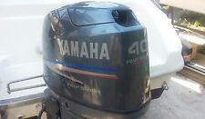 Adesivi motore marino fuoribordo Yamaha 40 hp 4 tempi
