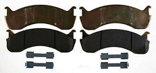 Disc Brake Pad Set-Semi Metallic Disc Brake Pad Front,Rear ACDelco Pro Brakes